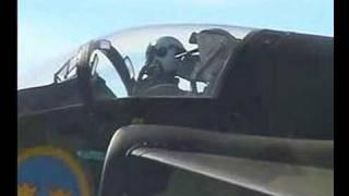 Show must go on - Swedish Airforce - Viggen