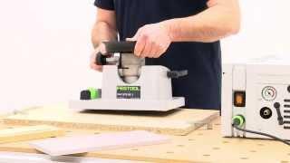 Festool TV Folge 02 - Das Vakuum Spannsystem VAC SYS (überarbeitete Version)