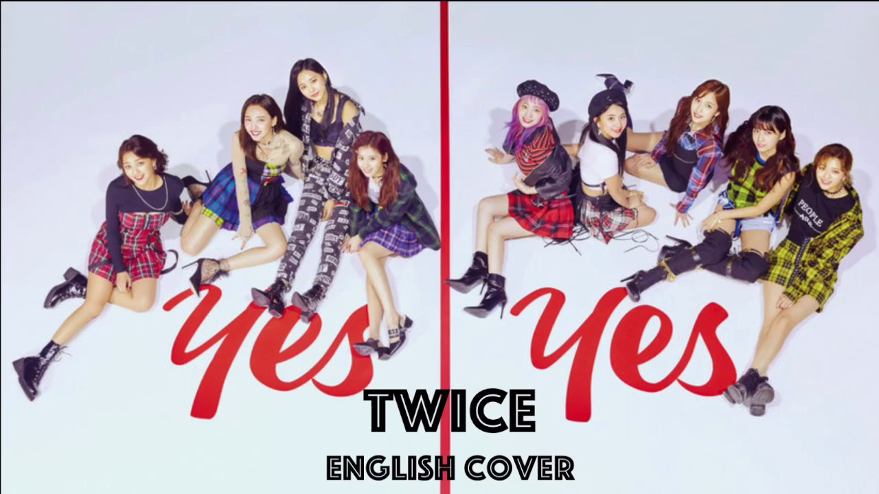 Twice  Ed A B Ec   Ec D B Ec A A Yes Or Yes English Cover