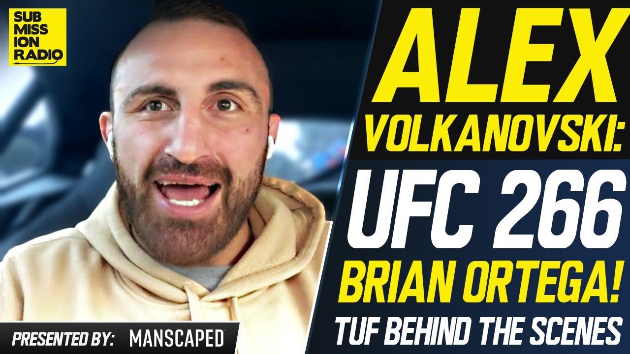 "Alex Volkanovski: ""Piece of S***"" Brian Ortega Showed ""His True Colours"" on TUF | UFC 266"