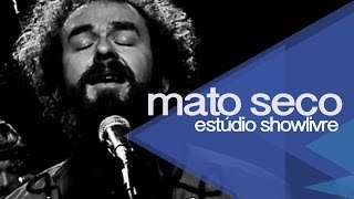 mato seco no estúdio showlivre 2013 apresentação na íntegra