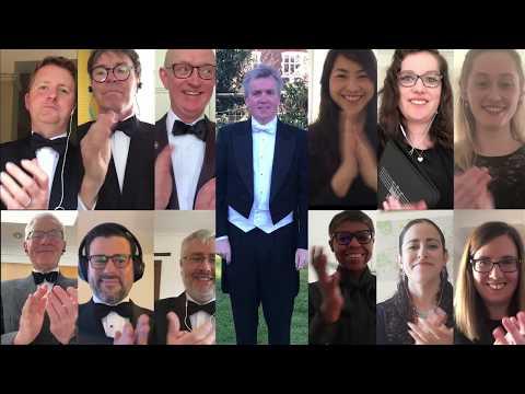 ROYAL CHORAL SOCIETY: Hallelujah Chorus in Isolation #Messiah2020 #RoyalAlbertHome