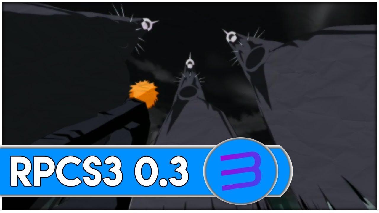RPCS3 Emulator 0 3-5589 | Bleach: Soul Resurreccion [1080p] | PS3