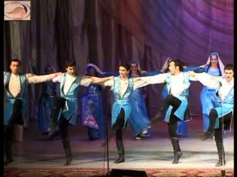 Армянский танцевальный ансамбль «Эребуни» в Минске