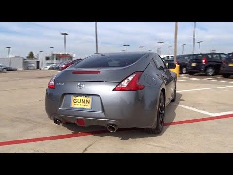 2016 Nissan 370Z Denton, Dallas, Fort Worth, Grapevine, Lewisville, Frisco, TX D70560A