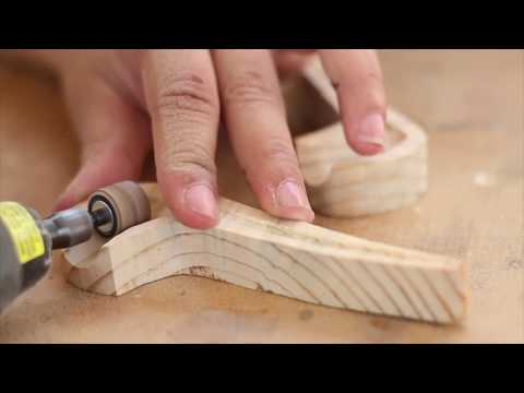 How To Make A Wooden Pipe
