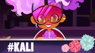 #Hairdorables 💻 All About KALI 📣 Cartoon Compilation Featuring Pets!