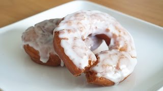 figcaption Old Fashioned Doughnuts | SweetHailey