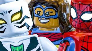 LEGO MARVEL SUPER HEROES 2 Trailer 'Chronopolis' (2017)