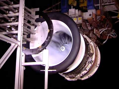 GEnx   Weather Proof   Aircraft Engine Testing
