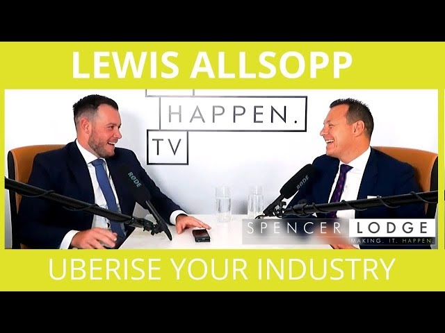Lewis Allsopp Interview - How To Uberise Dubai Real Estate