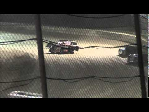 UMP Summer Nationals B-Main from Brushcreek Motorsports Complex 7/17/14.
