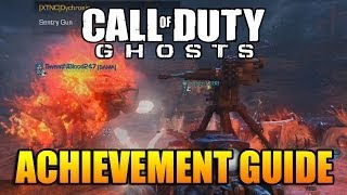 COD Ghost - Made It Out Alive, Sprinter, No Man Left Behind - Achievement Guide