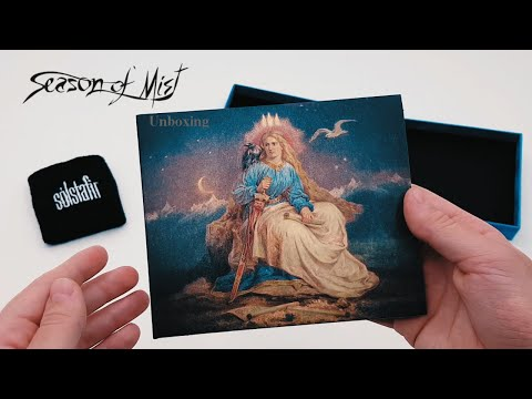 SÓLSTAFIR - Endless Twilight of Codependent Love (Unboxing Video)
