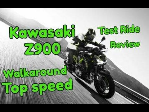 Tốc độ 🔥 KAWASAKI Z800 - YAMAHA FZ-09