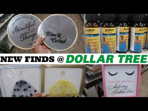 DOLLAR TREE * NEW FINDS / SHOP WITH ME