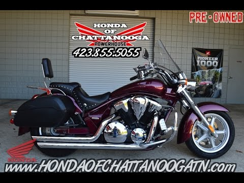 Used 2011 Honda Interstate 1300 For Sale Cobra Exhaust