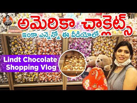 American chocolates   Lindt Chocolate Shop   Valentine day gift ideas   Desi gal telugu stories