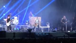 Broilers  - Nur die Nacht weiß Live HD @ Rock im Sektor 2015
