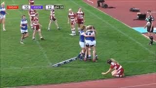 Women's Super League Grand Final 2018 Highlights