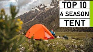 Top 10 Best 4 Season Tents