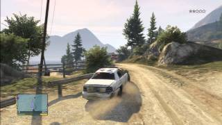 GTA 5 MOUNTAIN OFF ROAD TEST
