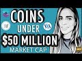 Undervalued ALT Coins with a LOW Market Cap! Whitecoin, SHIFT, and Steem Dollars