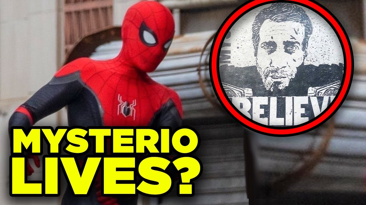 SPIDER-MAN 3 Mysterio Return Confirmed! Sinister Six Spiderverse Explained!
