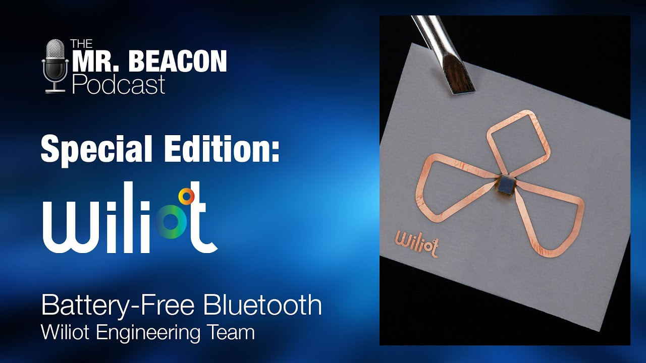 Wiliot's Engineers featured in Special Edition of Mr  Beacon