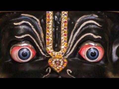 """I want my eyes back!!!"" - Narasimha dev pastimes"