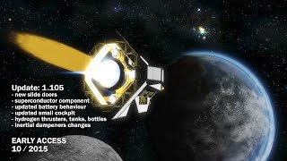 space engineers update 01 105 hydrogen thrusters mp and battery improvements slide doors