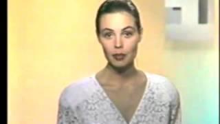 Анонс   1  канал Останкино 1993 год