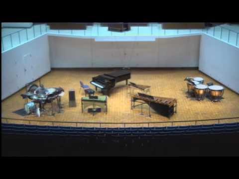 Bill Wilkinson's MM Percussion Recital