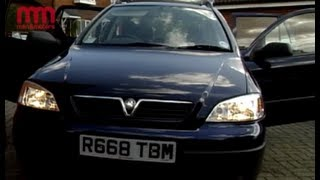 Vauxhall Astra Estate (1998) Review