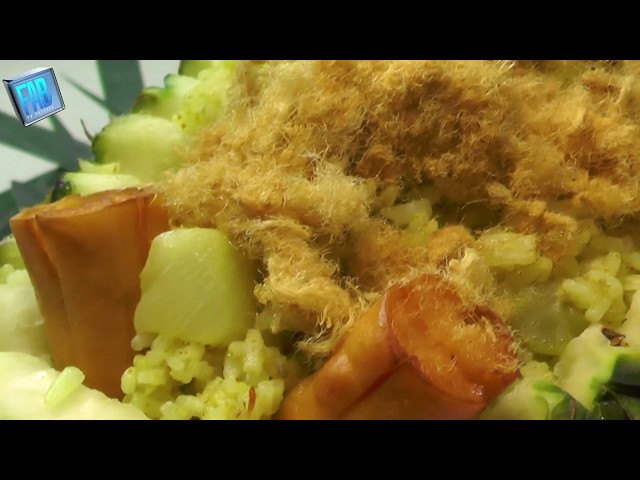 How to Cook Pineapple Fried Rice @PIC Super Food