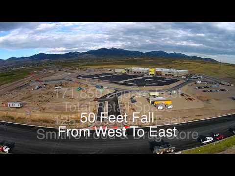 Smith's Marketplace in West Jordan, UT Project Update & Fly Over