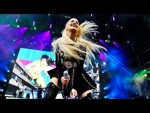 Rita Ora - Poison (Radio 1's Big Weekend 2015)