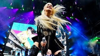 Rita Ora Poison Radio 1 39 s Big Weekend 2015