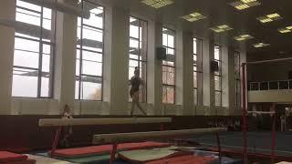 Хохлова Антонина -  Чемпионат Московской области и Московские областные соревнования 2020 г.
