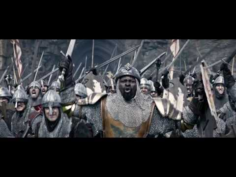 Rey Arturo: La Leyenda De La Espada   Trailer Comic Con   Oficial Warner Bros  Pictures