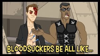 Blade Tells It Like It Is! - The Cutting Room