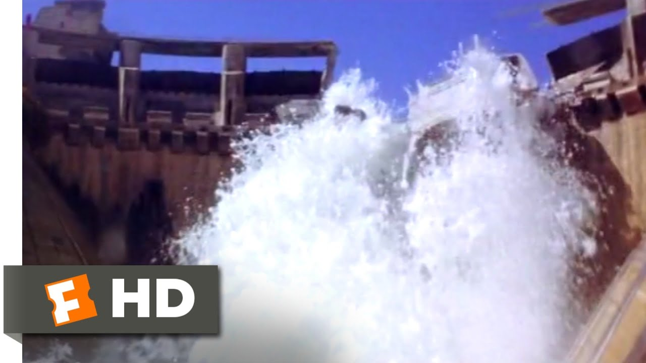 Download Force 10 From Navarone (1978) - The Dam Bursts Scene (11/11) | Movieclips