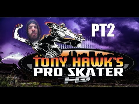Tony Hawk HD With Game Music and 13 Copyright Infringements