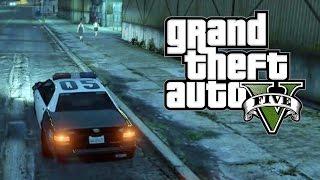 GTA 5 - POLICIAL BURRÃO (GTA V Gameplay LSPDFR Mod)