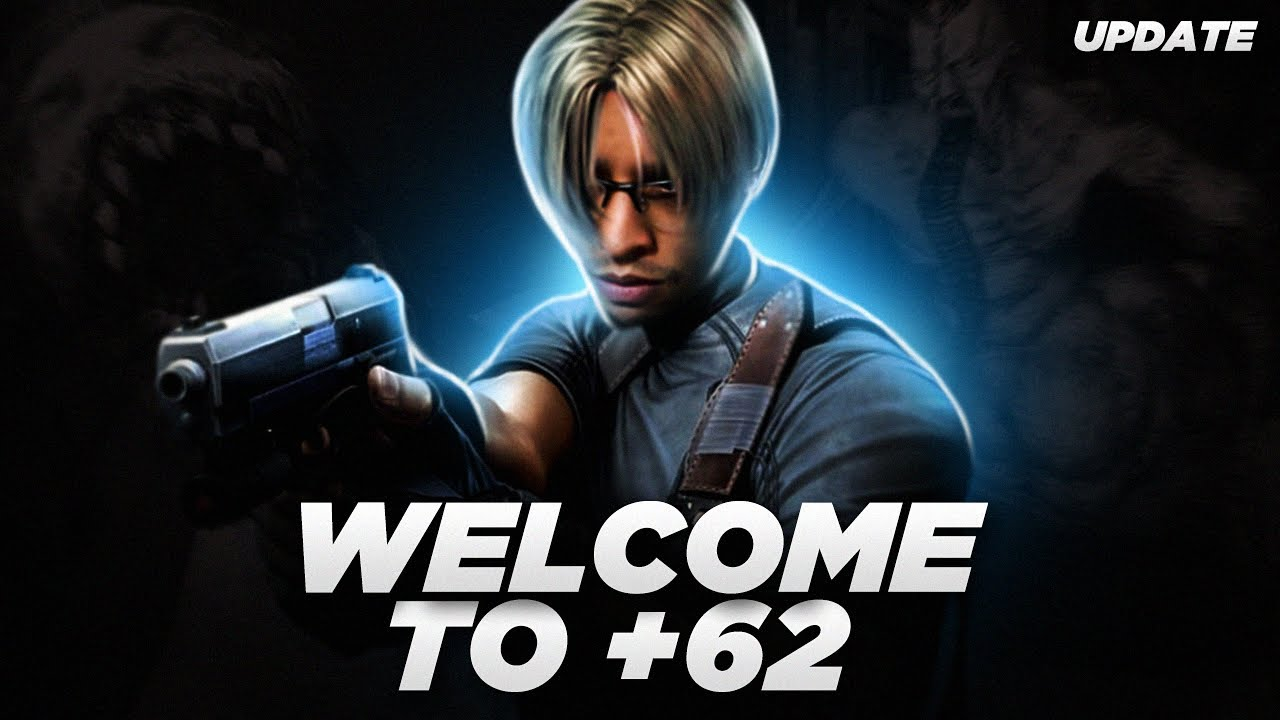 RESIDENT EVIL 4 // MOD WELCOME TO +62 + HD PROJECT // PROFISSIONAL #1