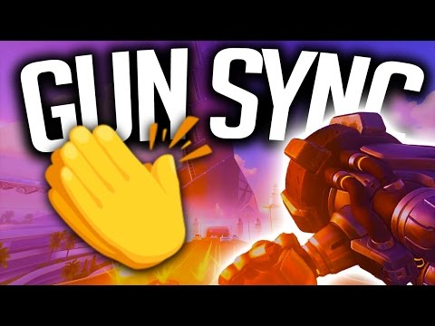 Overwatch Gun Sync - Fitz and the Tantrums - HandClap