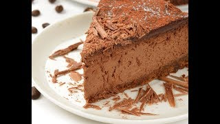 Kahlúa Fudge Cheesecake | EASY TO LEARN | QUICK RECIPES