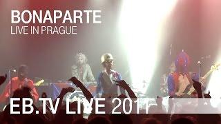 Bonaparte live in Prague