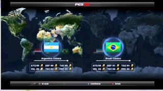 Patch - Pes 2012 DEMO - 80 Teams National and 7 Teams National Classic.