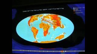 Die Erdverschiebung/The Earth Shift  von -750 bis heute und 250 jahre später